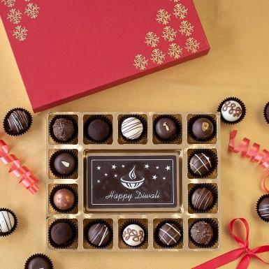 Buy Belgian Pralines Diwali Chocolate Cheer