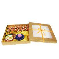 Diya and Chocolate Hamper