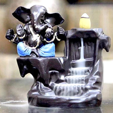Buy Shri Ganesh Statue With Fountain
