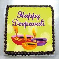 Diwali Cake Time
