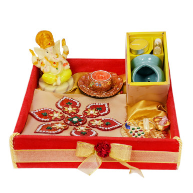 Buy Diwali Pooja Hamper