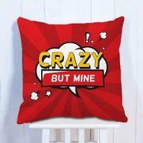 Crazy Wife Cushion