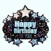 Silver Star Birthday Balloon