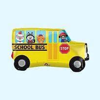 School Bus Balloon