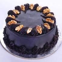 Choco Walnut Cake
