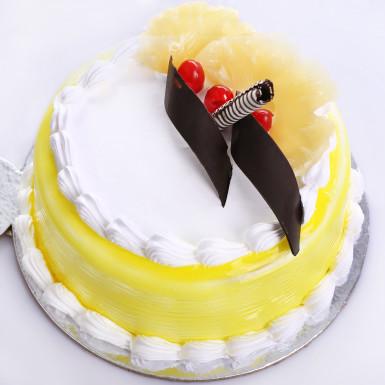 Buy Pineapple extravaganza cake