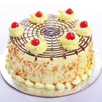 Affable Butterscotch Cake