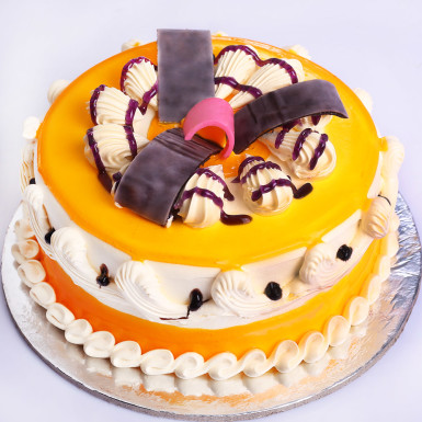 Buy Tropical Mango Delusion Cake