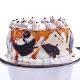 Buy Cappuccino Spell Cake