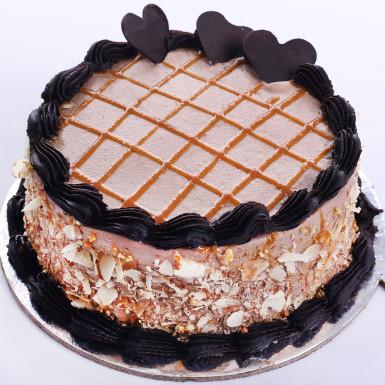 Buy Coffee Chocolate Pool Cake