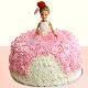 Buy Barbie Doll Cake