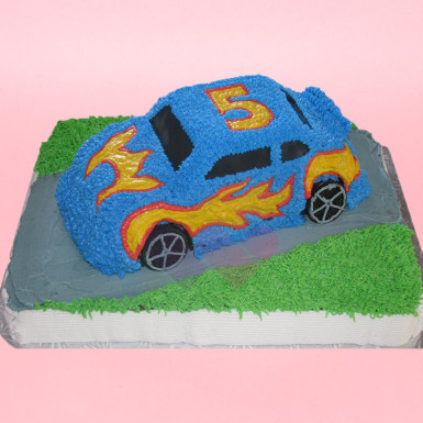 Buy Car Shape Cake