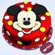 Buy Mickey Mouse Fondant Cake