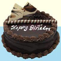 Tempting Chocolate Cake