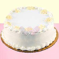 Plain Vanilla Cake