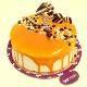 Buy Appetizing Butterscotch Cake
