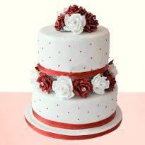 Vanilla Beauty Cake