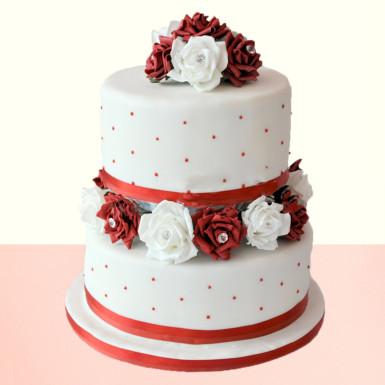 Buy Vanilla Beauty Cake