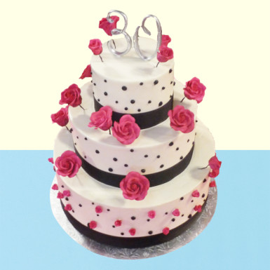 Buy Yummy Vanilla Cake