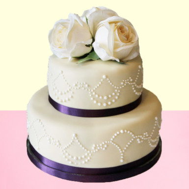 Buy Heartfelt Rosy Delight Cake