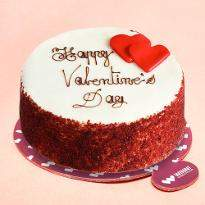Lovely Red Velvet Cake