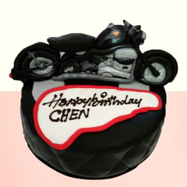 Buy Bike cake