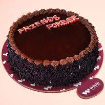 For chocoholic friendship