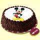 Buy Mickey Mouse Blackforest Cake