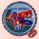 Buy Spiderman Photo Cake