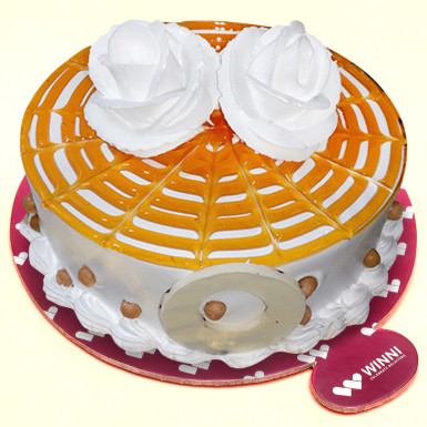 Buy Enticing Butterscotch Cake