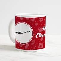 Christmas Printed Mug