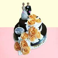Wedding Bells Cake