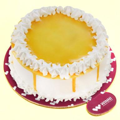 Buy Tempting Butterscotch Cake