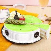 Kiwi Melonge Cake