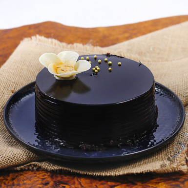 Buy Yummy Chocolate Truffle Cake