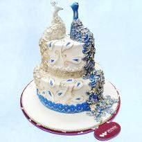 LoveTime Wedding Cake