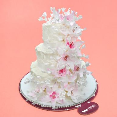 Buy Warm Delights Wedding Cake