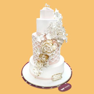 Buy A Taste of Heaven Wedding Cake