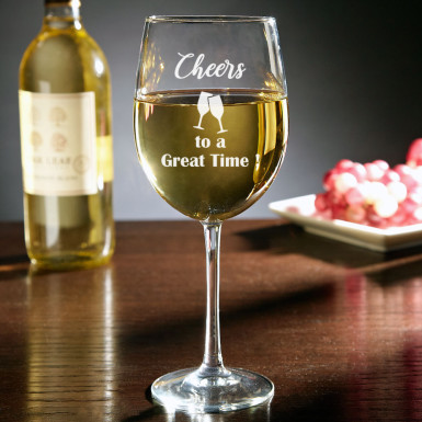 Buy Awesome Wine Glass